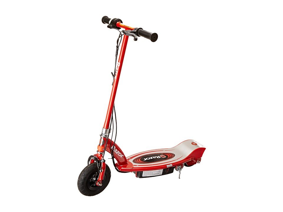 Razor - E100 Electric Scooter (Red) Athletic Sports Equipment