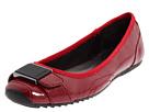 Calvin Klein - Deniz Crinkle Patent (Red) - Footwear