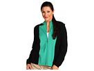 DKNY Golf - Madison Cardigan Sweater (Laurel Green) - Apparel