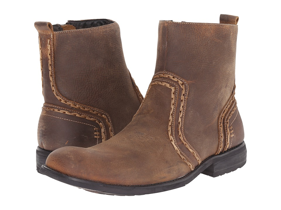 Bed Stu - Revolution (Tan) Men's Boots