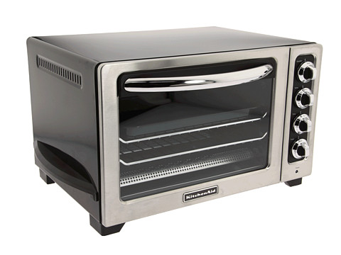 Kitchenaid Kco222ob Countertop Oven Onyx Black : ... KitchenAid KCO222 12 Countertop Oven (Onyx Black) Appliances Cookware