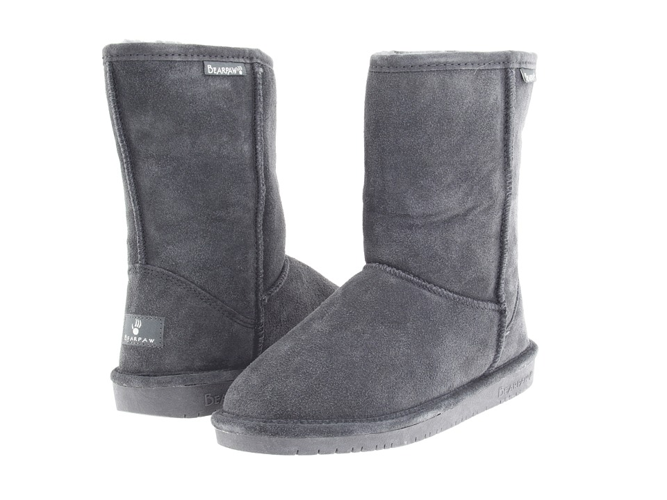Bearpaw Emma Short (Charcoal) Women