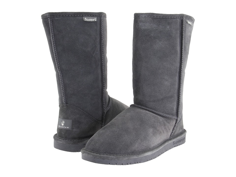 Bearpaw - Emma (Charcoal) Women's Pull-on Boots