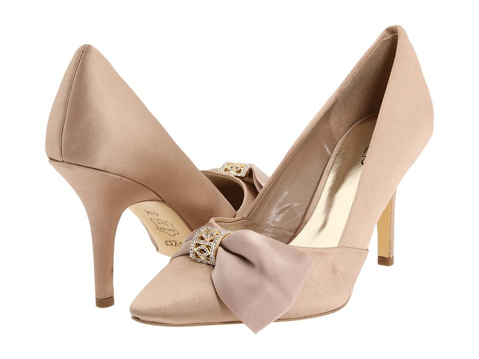 rsvp - Teagan (Latte) Women's Slip-on Dress Shoes