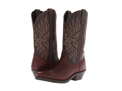 Laredo - Kelli (Brown) Cowboy Boots