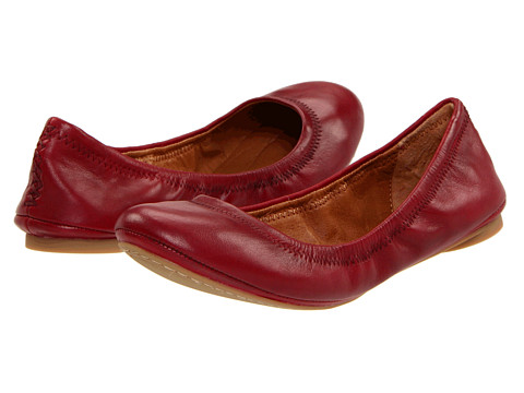 Lucky Brand - Emmie (Venetian Red) Women