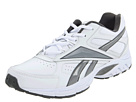 Reebok Infrastructure Trainer (White/Flat Grey/Rivet Grey) Men's Shoes