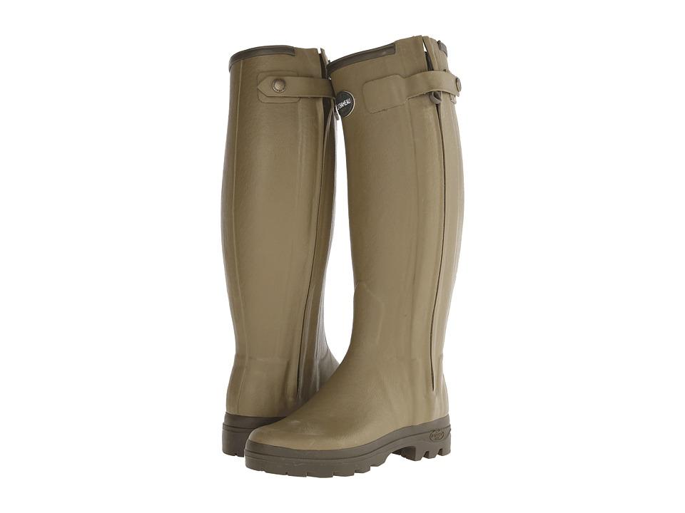 Le Chameau - Chasseur (Green) Women's Boots