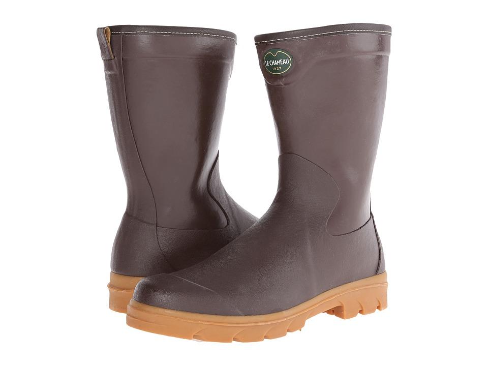 Le Chameau - Anjou (Brown) Men's Boots