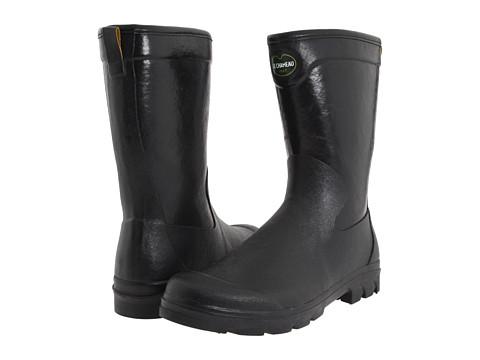 Le Chameau - Anjou (Black) Men's Boots