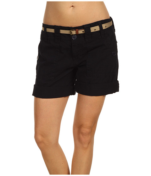 Sanctuary - Peace Short (Black) Women's Shorts
