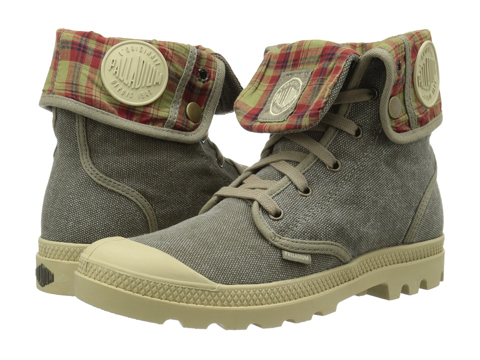 Palladium - Baggy (Boue) Women's Lace-up Boots