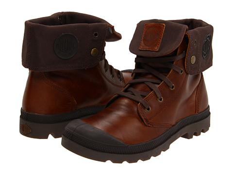 53168694390 UPC 845946030786 - Palladium Baggy Leather (Sunrise/Chocolate) Men's ...
