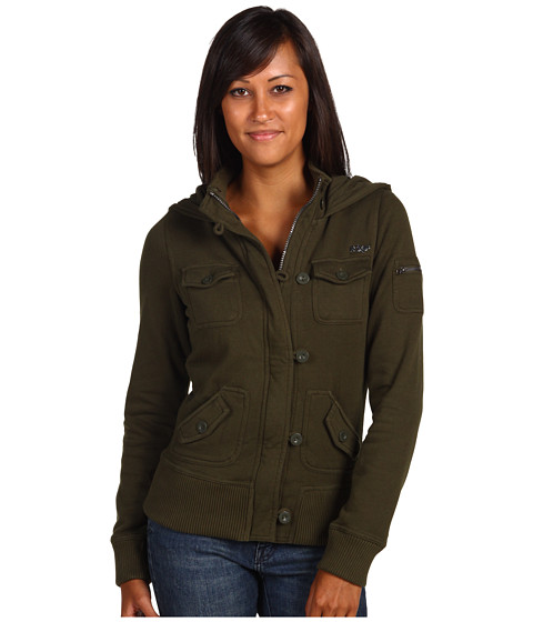 Fox - Piston Bomber Jacket (Military) Women's Jacket