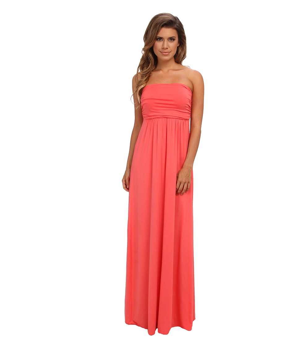 Culture Phit - Hally Dress (Coral) Women's Dress