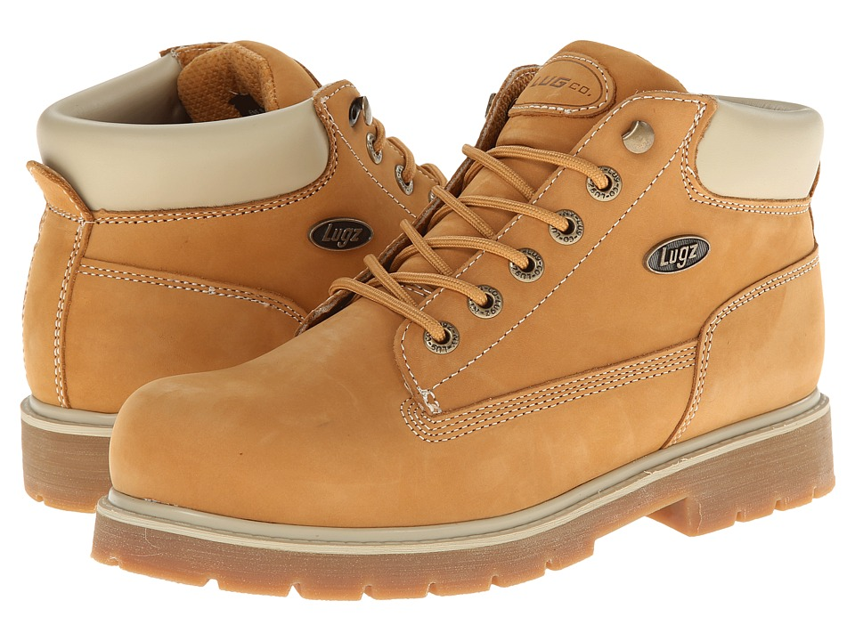 Lugz - Drifter (Wheat/Cream/Gum Nubuck) Men