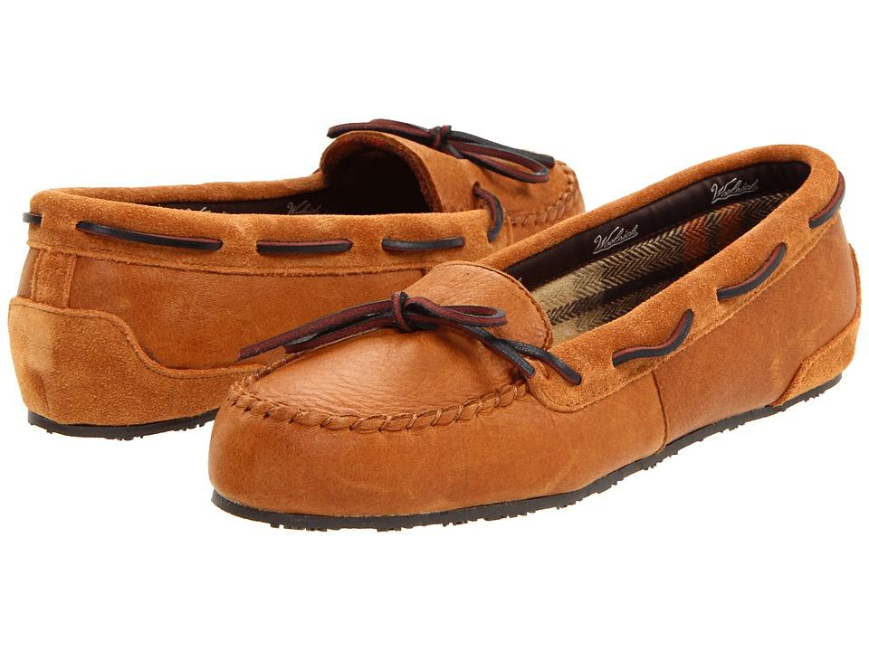 Woolrich - Brenta Slipper (Natural) Women's Slippers