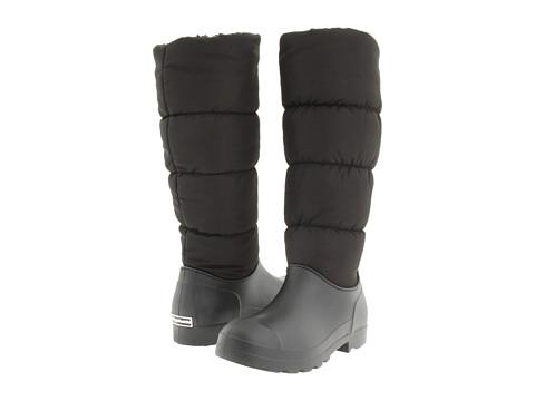 Dirty Laundry - Paz Nylon Boot (Black/Black) Women's Boots