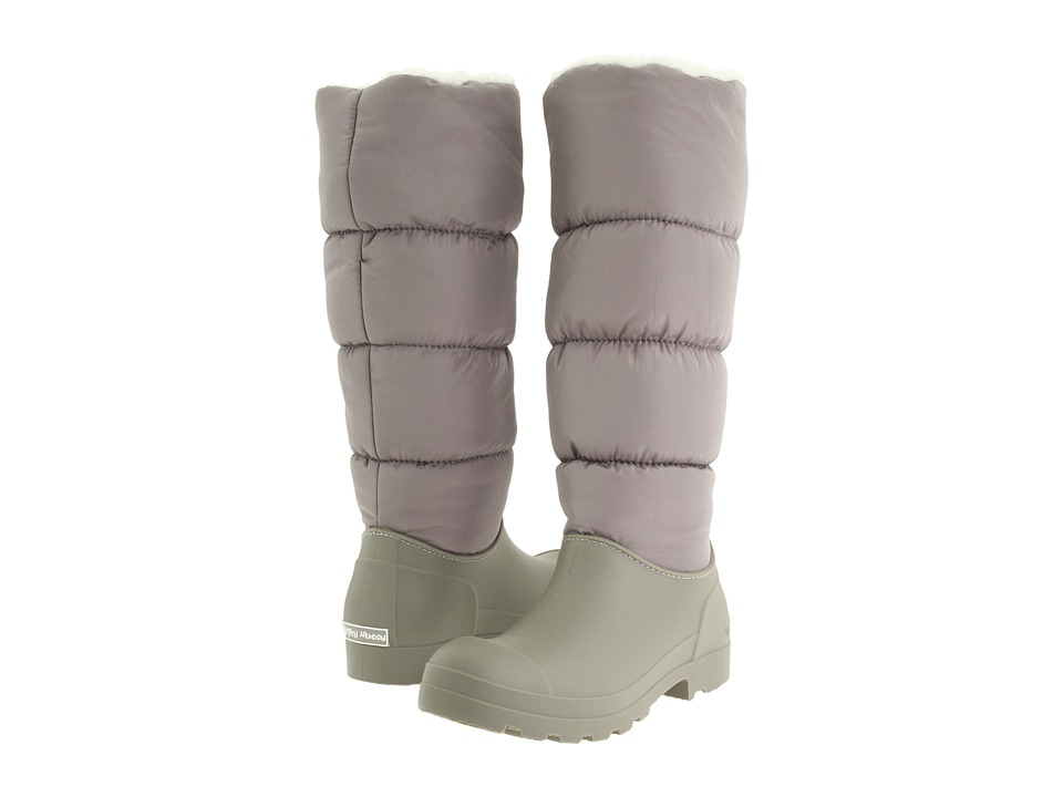 Dirty Laundry - Paz Nylon Boot (Grey/White) Women's Boots