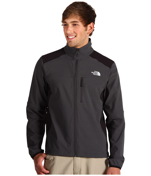 The North Face - Nimble Jacket (Asphalt Grey/TNF Black) Men