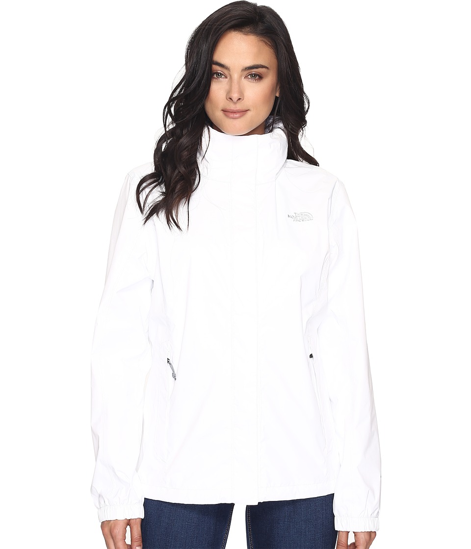 The North Face - Resolve Jacket (TNF White) Women's Coat