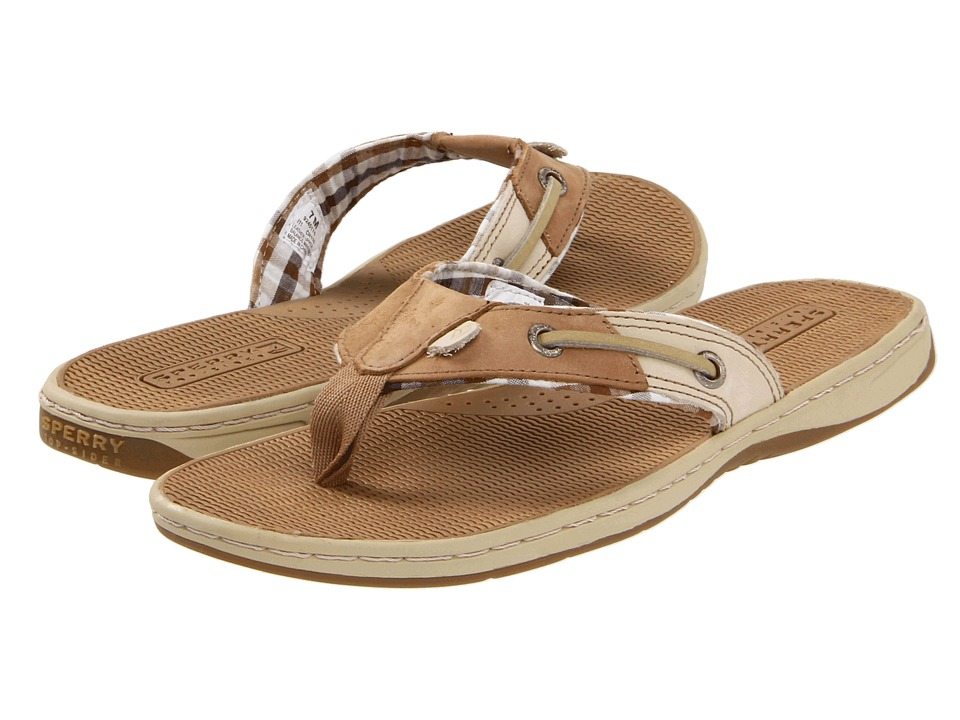 Sperry Top-Sider - Seafish (Linen/Oat) Women's Sandals