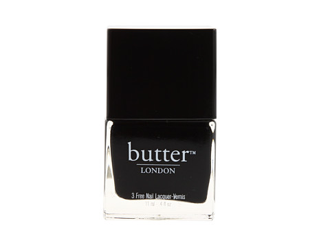 Butter London - Classic Nail Polish (Union Jack Black) Fragrance