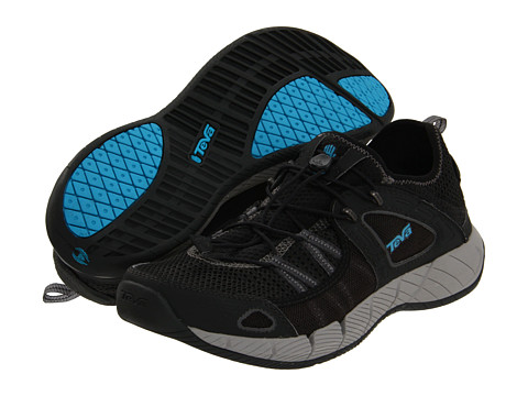 Teva - Churn (Black) Men's Shoes