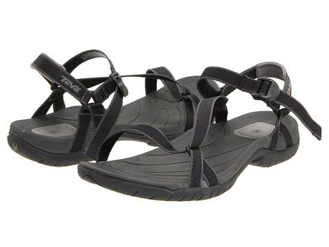 Teva - Zirra (Black) Women's Shoes