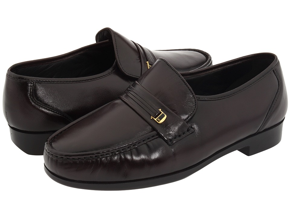 Bostonian Prescott (Burgundy Leather) Men