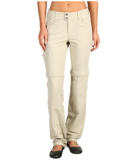 Columbia - Saturday Trail Stretch Convertible Pant (Fossil) Women
