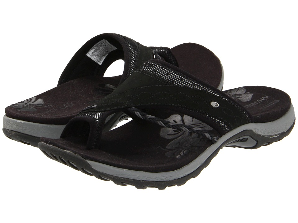Merrell - Hollyleaf (Black) Women's Sandals