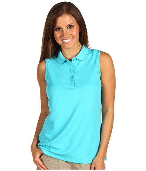 Columbia - Innisfree Sleeveless Polo Shirt (Geyser) Women's Sleeveless