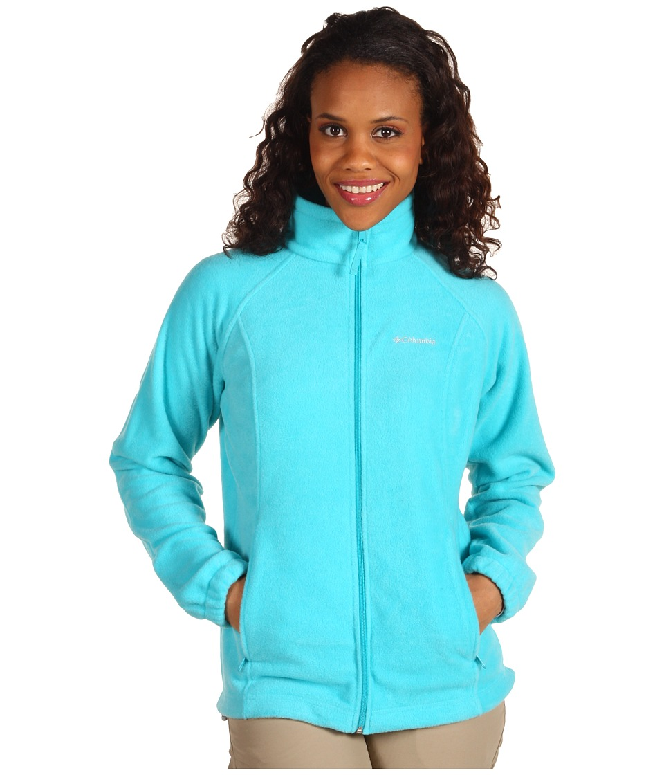Columbia Benton Springstm Full Zip (Geyser) Women