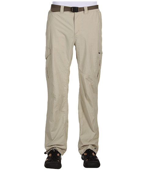 Columbia - Silver Ridge Cargo Pant (Fossil) Men