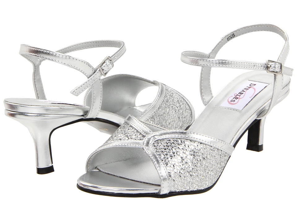 Touch Ups - Dre (Silver) Women's Bridal Shoes