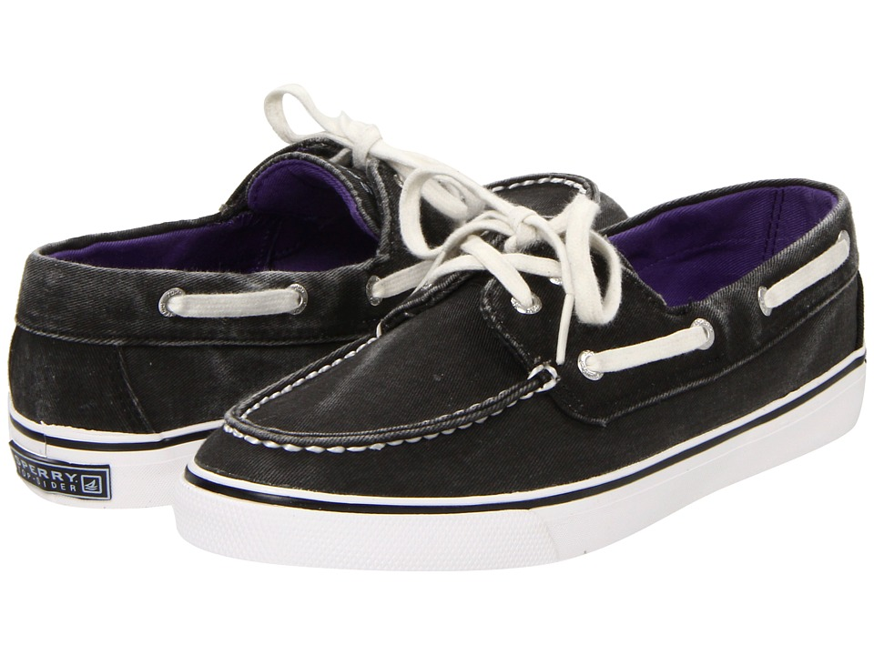 Sperry Top-Sider - Biscayne (Black) Women