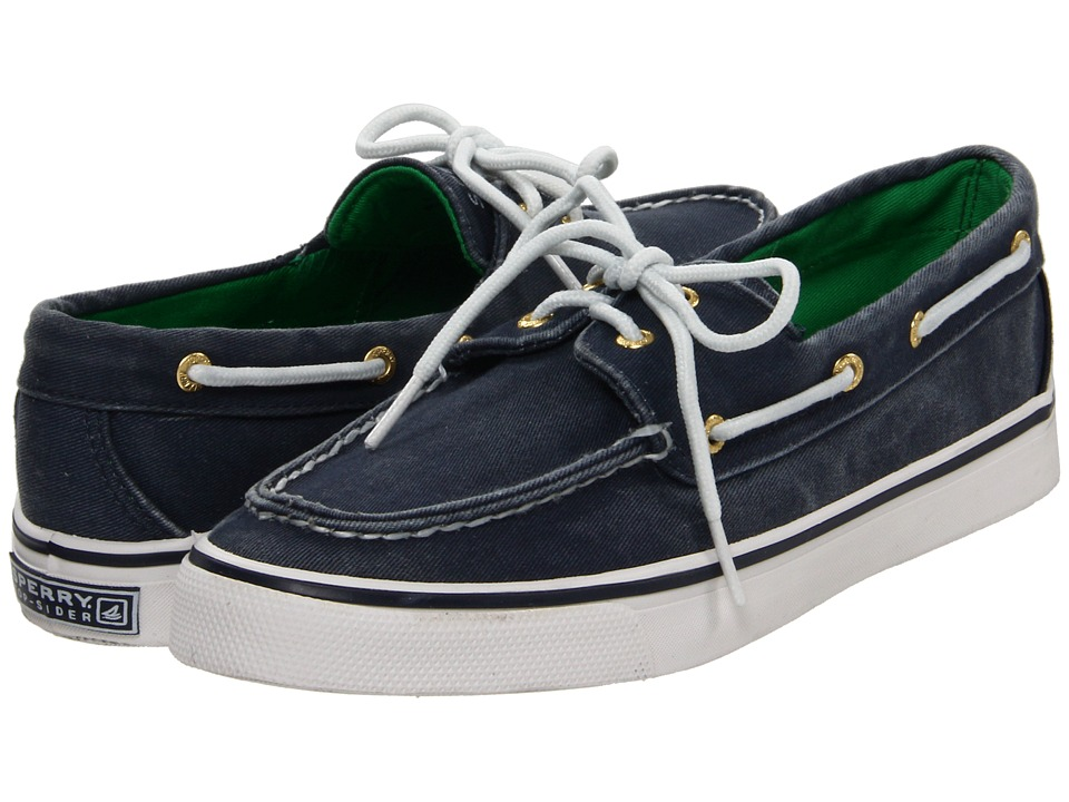 Sperry Top-Sider Biscayne (Navy Salt Wash) Women