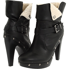 buy BCBGeneration,  Martha Bootie (Black/Natural),  Footwear fashion shop