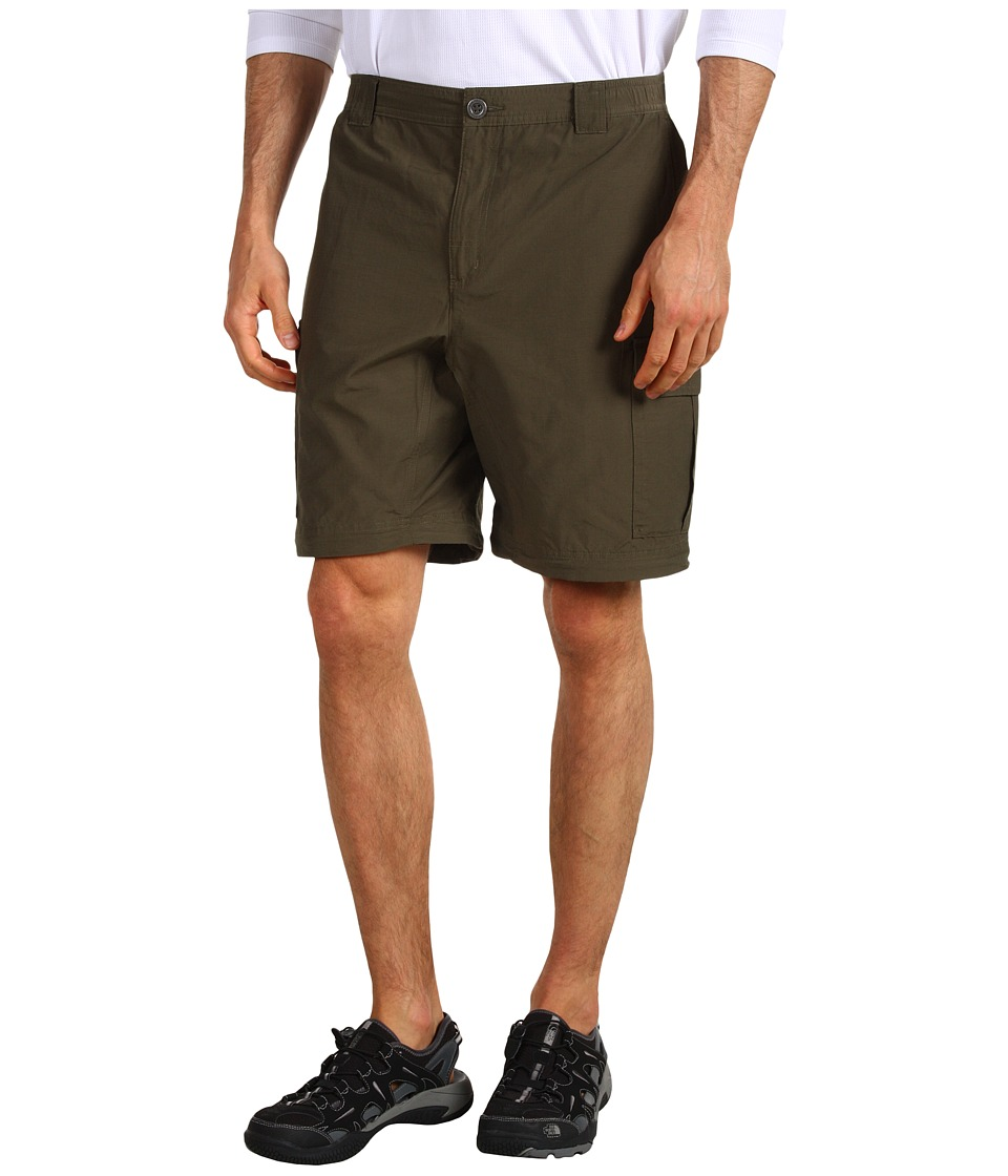 Columbia - Crested Butte Convertible Pant (Peatmoss) Men's Shorts