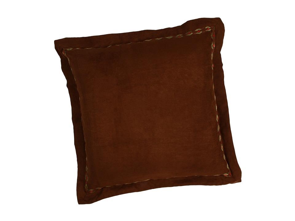 Croscill - Chimayo Euro Sham (Spice) Sheets Bedding