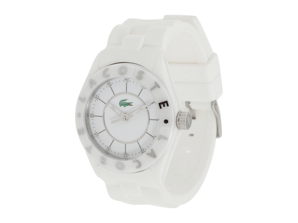 Lacoste - 2000672 (White/White) Watches