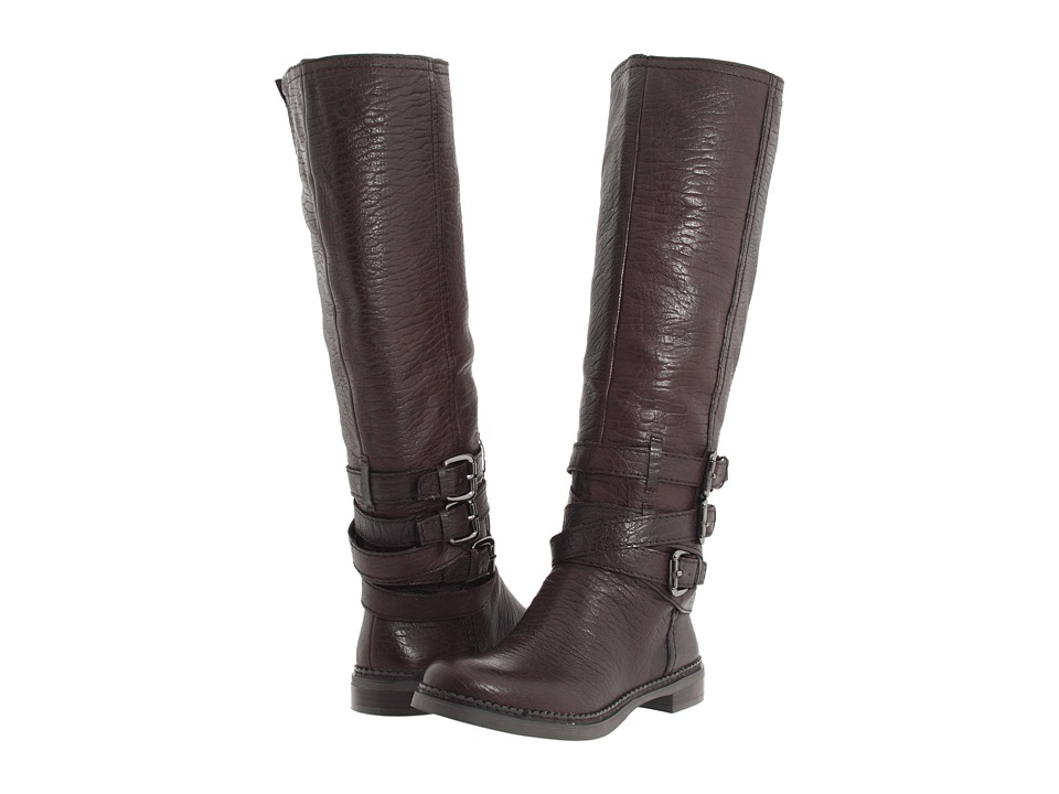 Enzo Angiolini - Dame (Dark Brown Leather) Women's Boots