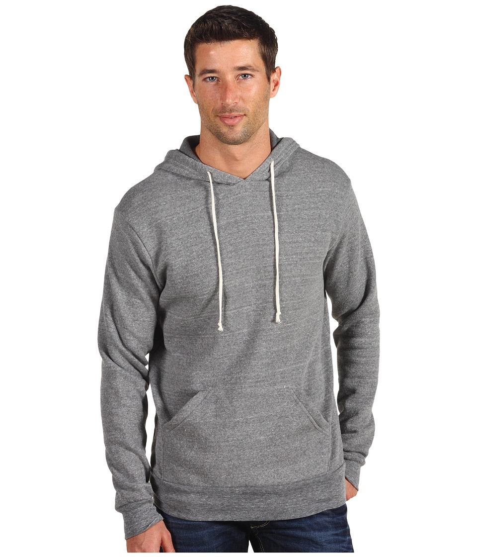 Image of Alternative - Hoodlum Pullover Hoodie (Eco Grey) Men's Long Sleeve Pullover