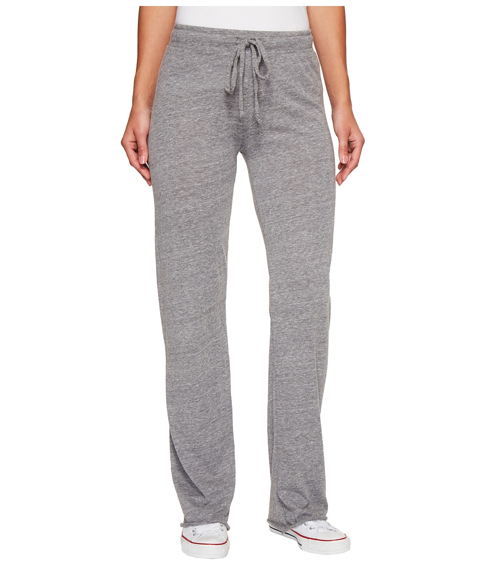 Alternative - Eco-Jersey Long Pant (Eco Grey) Women's Casual Pants