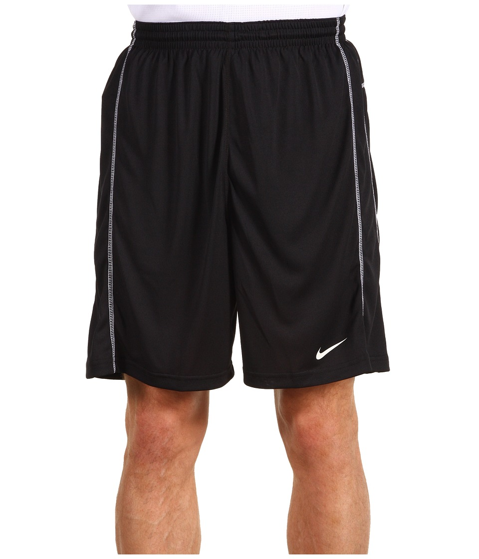 Nike - Libretto Short (Black/White/White) Men's Shorts