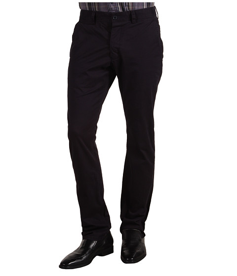 French Connection - Machine Gun Stretch Trouser (Darkest Blue) Men's Casual Pants