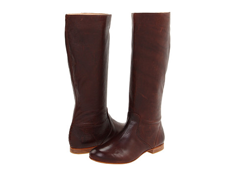 Frye - Jillian Pull On (Dark Brown) Women