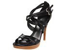 Stuart Weitzman - Expressley (Black Butter Calf)