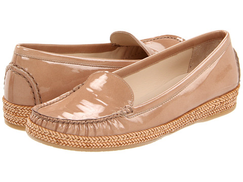 Stuart Weitzman - Geek (Adobe Aniline) Women's Flat Shoes